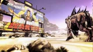 Borderlands 2 Intro Movie