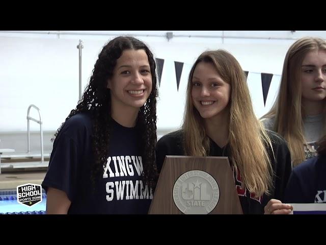 Kingwood Mustangs Swimming - Team of the Week
