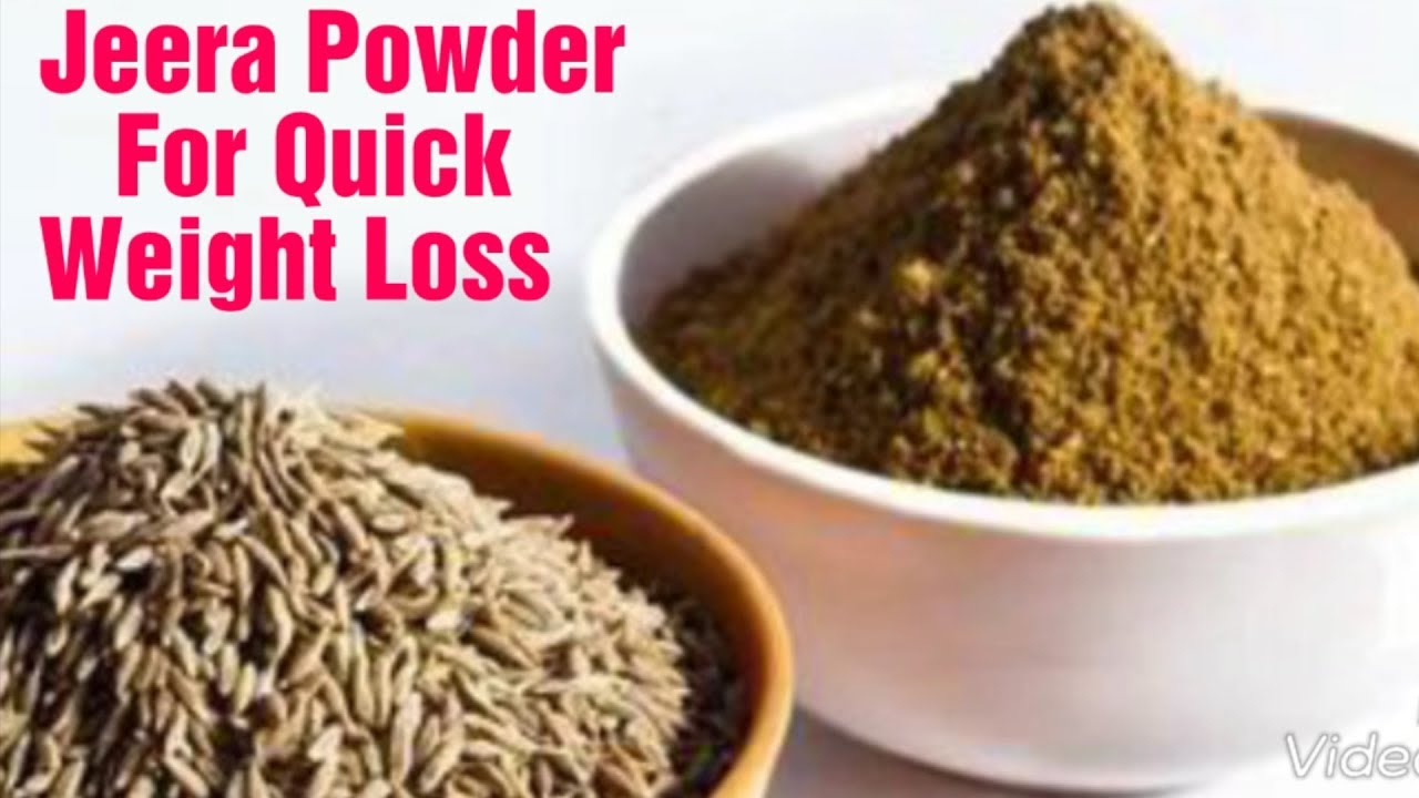 cumin powder helps weight loss