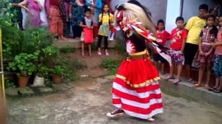 Aasa youth club-lakhe in loksewa Dancing Nitesh