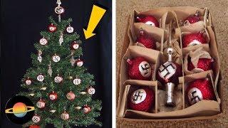 10 kontrowersyjnych dekoracji świątecznych