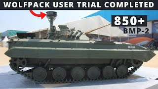 Night Fire Capability Trials With Tonbo TI Completed On BMP-2