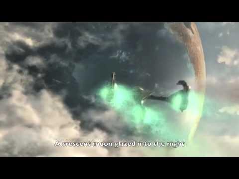 Charice Crescent Moon (Mikazuki) with Lyrics (Final Fantasy)