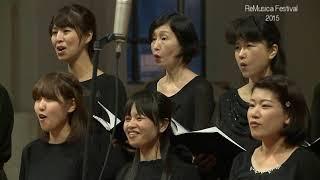 Japanese Choir: Kansai Koyuaki & Keishi ITO /  ReMusica Festival 2015