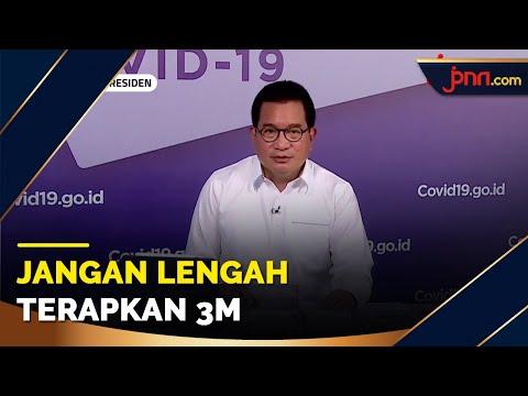 Satgas Minta DKI Jakarta Fokus Terapkan 3M dan 3T