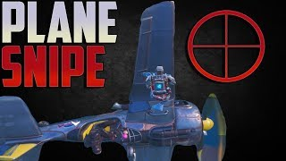 Plane Snipe #2 - Fortnite