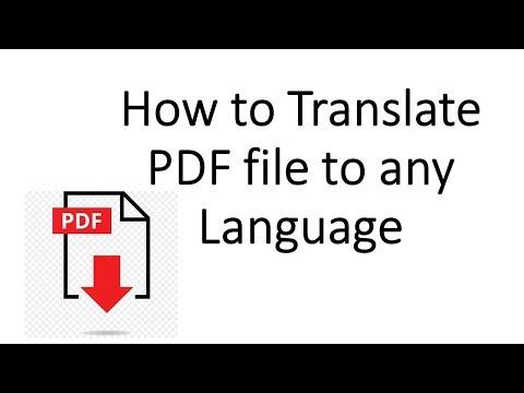 how-to-translate-a-pdf-to-any-language