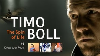 """KUKA presents Timo Boll — """"The Spin of Life"""", Teaser Trailer #1"""