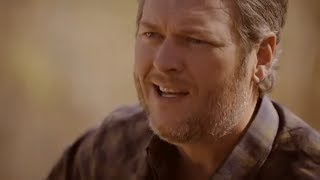 Blake Shelton - 'I Lived It' (Official Music Video)