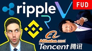 $500 Million in XRP LOST!? $1 Billion Binance Fund | Request + Shopify, Alibaba + Tencent Blockchain