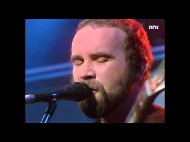 John Martyn - Live 1985 in Norwegian TV Show