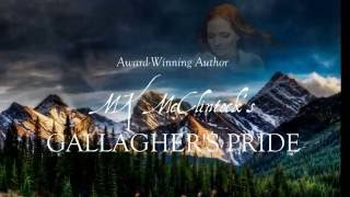 Gallagher's Pride Book Trailer (MK McClintock)