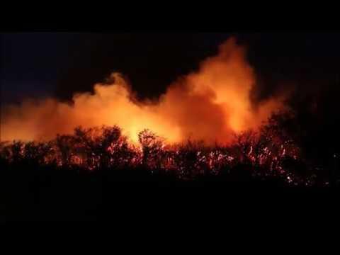 El Gobierno nacional dijo que la parte más virulenta de los incendios fue hace dos días