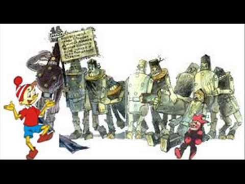 Урфин Джюс и его деревянные солдаты - вторая версия