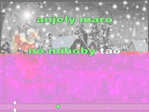 Karaoke andro malaza - ANTSAN'NY KRISTY
