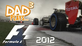 Dad³ Birthday Special! F1 2012
