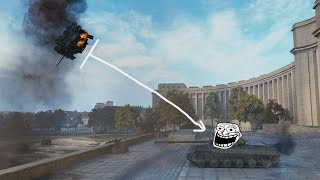 World of Tanks Epic Wins and Fails Ep236