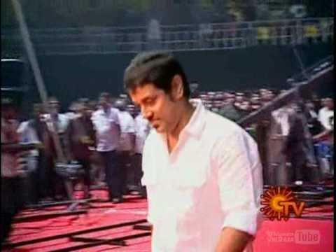 Chiyaan Vikram in D40 Mega Star Nite Event 2010