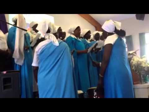 Nuer woman's groups 2014 December