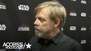 Mark Hamill Remembers Carrie Fisher At The Star Wars Celebration: 'She Deserves To Be Here'