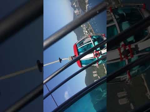 cable car in ocean ocean park