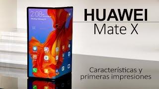 Huawei Mate X - El móvil plegable de Huawei con 5G