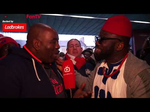 Arsenal 2-0 Tottenham | The North London Derby Still Means Something To Alexis & Ozil (Kelechi)