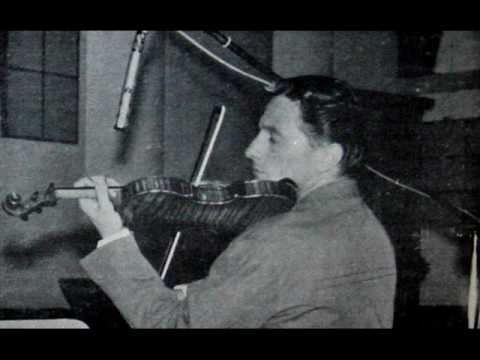 """""""Devil's Trill"""" - Franco Gulli, Enrica Gulli Cavallo, 1963 - Tartini - Part 2, Movements 3, 4"""