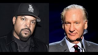 Ice Cube CONFRONTS Bill Maher~The N-Word is OURS! you can't have it back!