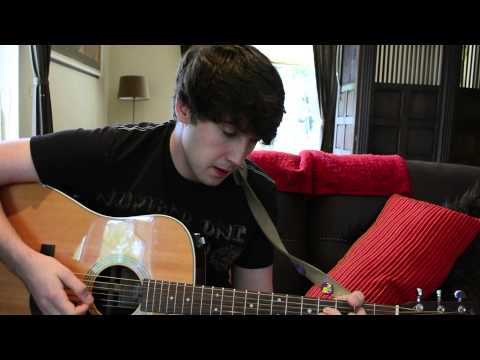 I'm a Mess : Ryan Cahill (Ed Sheeran Cover)