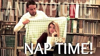 NAP TIME PRANK!