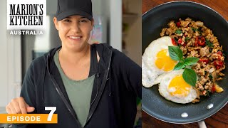 My MORNING ROUTINE, Baby Henry + My Thai Spicy Breakfast Eggs 🍳 | Marion's Kitchen