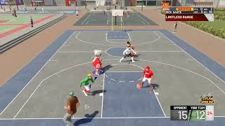 HITTING 99 IN PARK??? LETS GO CRAZY BEST UNDERRATED MASCOT PLAYSHARP😈🔥🔥🔥