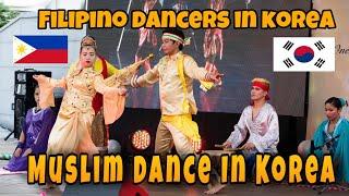 Filipino Muslim Dance in South Korea (Pangalay, Asik, Sua Ku Sua & Singkil)