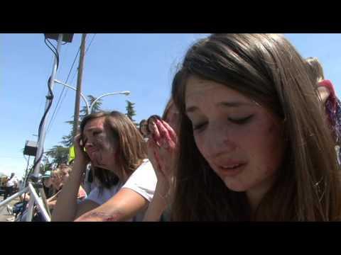 Every 15 Minutes 2011 - Las Plumas High School, Oroville, CA.