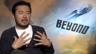Star Trek Beyond - Justin Lin Interview