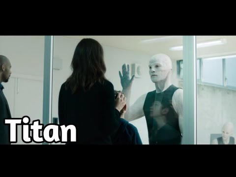 Титан знакомится с человеком   ФИЛЬМ TITAN