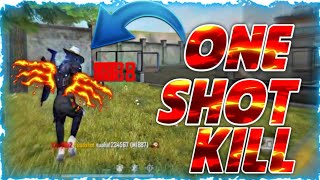 One Shot kill New Trick By Shotgun 2020 Garena Free Fire ||Faster Gamer