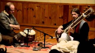 "Chris Hale - Sitar  ""Rag Megh""    (Alaap)"