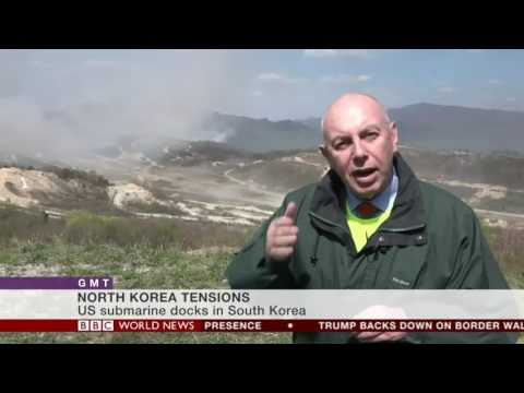 BBC World News GMT - North Korea tensions