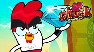 Chuck Chicken - full episodes compilation (9-1) - Cartoon Show