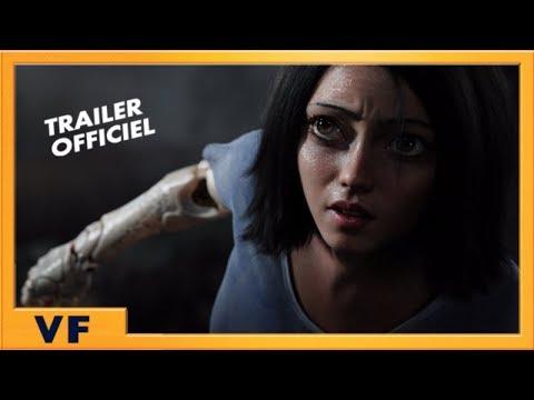 Alita : Battle Angel | Bande Annonce Officielle #1 | VF HD | 2019