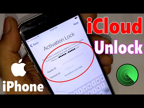 New 2018 unlock icloud activation lock iPhone Success method 1000% granted