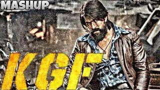 KGF | Salaam Rocky Bhai-Dheera-Sidila bharava song mashup | Yash