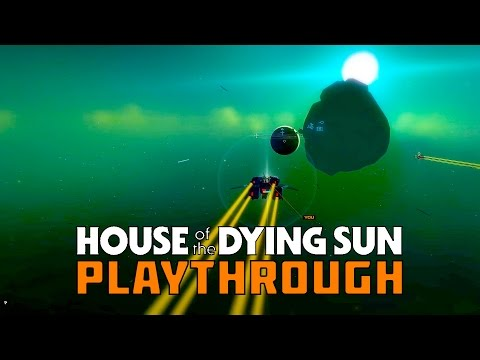 House of the Dying Sun - Lots of Assassinations (and one pesky asteroid)