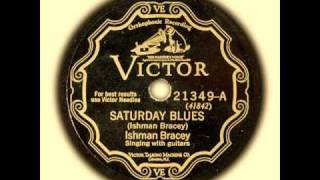 Watch Ishman Bracey Saturday Blues video