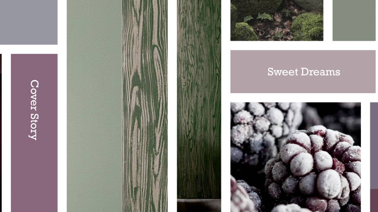 Colour Trends Autumn Winter 2016 - Faded Berries - Interior Paint ...