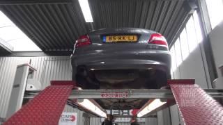Klokje Rond - Volvo C70 T5 cabrio - 547.942 km