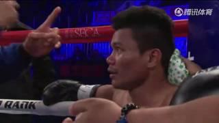 Қытайдағы Қазақ боксшысы WBO Азия чемпионы белбеуін қорғап қалды