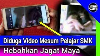 Video Mesum Pelajar SMK di Tuban/Pelajar SMK di Tuban Mesum di depan Teman-temanya/Video Mesum